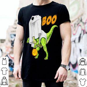 Original T Rex Dinosaur Pumpkin Unique Funny Halloween shirt