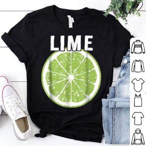 Premium Salt Tequila Lime Halloween Costume shirt