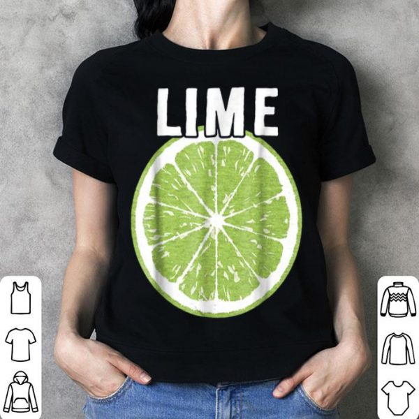 Premium Salt Tequila Lime Halloween Costume shirt