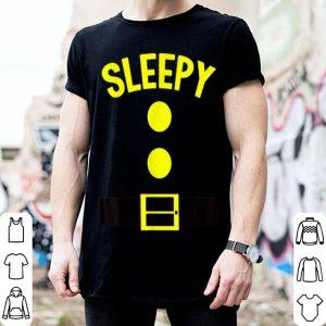 Premium Sleepy Dwarf Halloween Costume Funny Gift Idea Sleepy Dwarf shirt