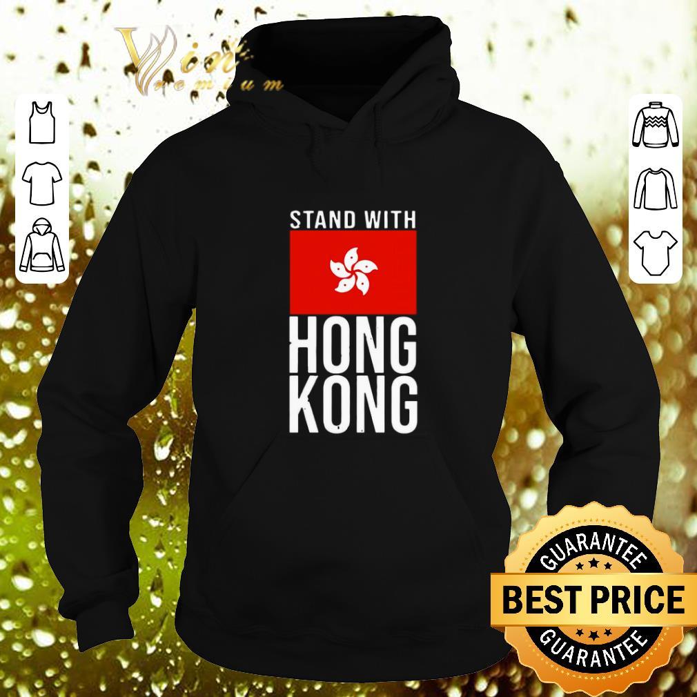 Premium Stand with Hong Kong flag shirt 4 - Premium Stand with Hong Kong flag shirt