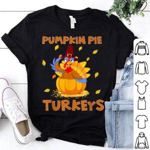 Pretty Funny Candy Pumkin Pie Thanksgiving Turkey Gift shirt