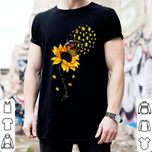 Top You Are My Sunshine Sunflower Autism for men woman shirt