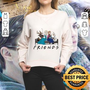 Awesome Disney Frozen characters Friends shirt