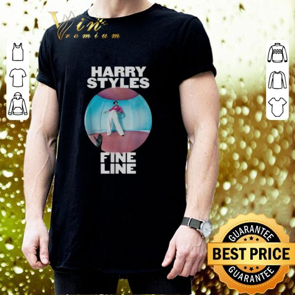 Awesome Harry Styles fine line shirt