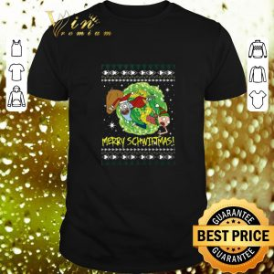 Awesome Rick and Morty Ugly Christmas sweater