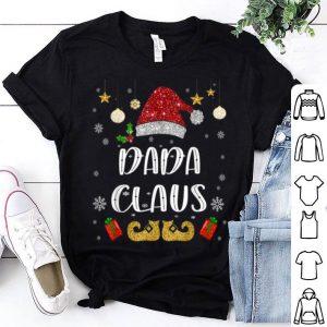 Beautiful Funny Santa Dada Claus Christmas Family Gifts sweater