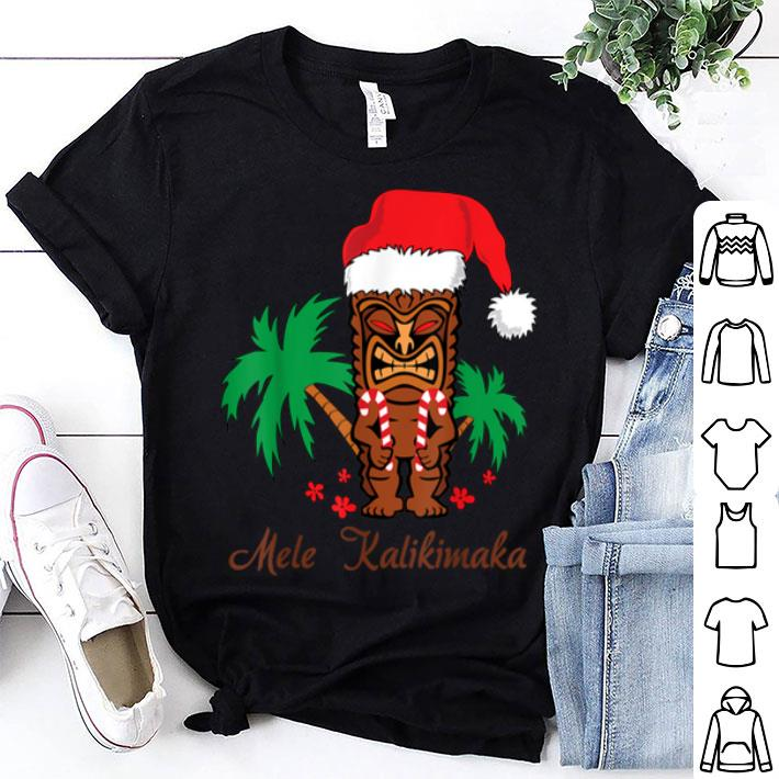 Beautiful Mele Kalikimaka Merry