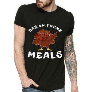 Beautiful Thanksgiving - Dabbing Turkey shirt