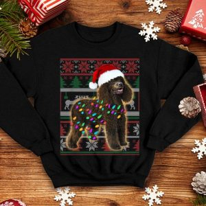 Nice American Water Spaniel Ugly Sweater Christmas Gift sweater