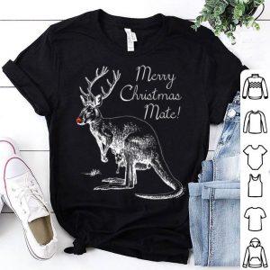 Nice Australia Christmas Shirt - Merry Christmas Mate shirt