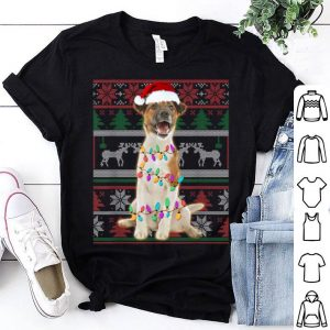 Official Fox Terrier Ugly Sweater Christmas Gift shirt
