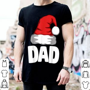 Original Dad Christmas Santa Matching Family Pajamas Tee sweater