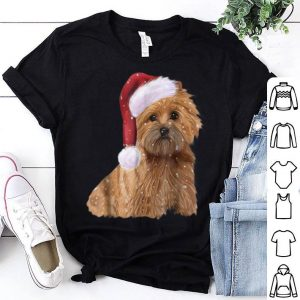 Original Let it Snow Christmas Holiday Cairn Terrier Dog sweater