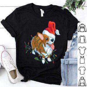 Premium Corgi Dogs Tree Christmas Sweater Xmas Funny Gifts sweater