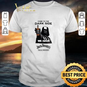 Pretty Darth Vader come to the dark side we have Jack Daniel's whiskey shirt