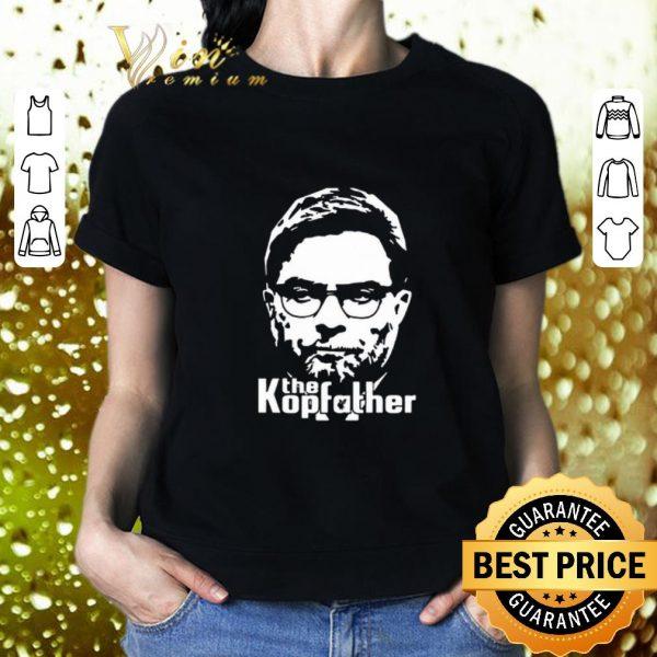 Pretty The Kopfather Jurgen Klopp shirt