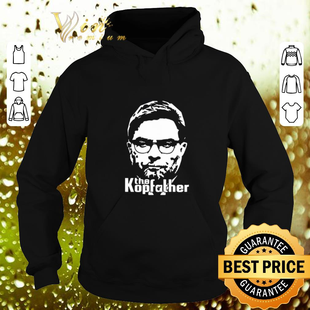 Pretty The Kopfather Jurgen Klopp shirt 4 - Pretty The Kopfather Jurgen Klopp shirt