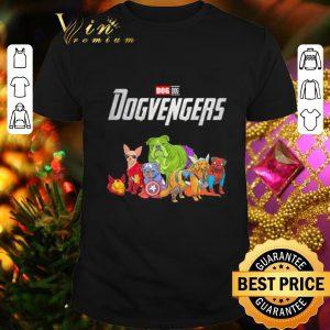 Awesome Dog Dogvengers Marvel Avengers Endgame shirt