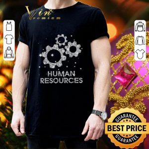 Awesome Human Resources diamond shirt 2