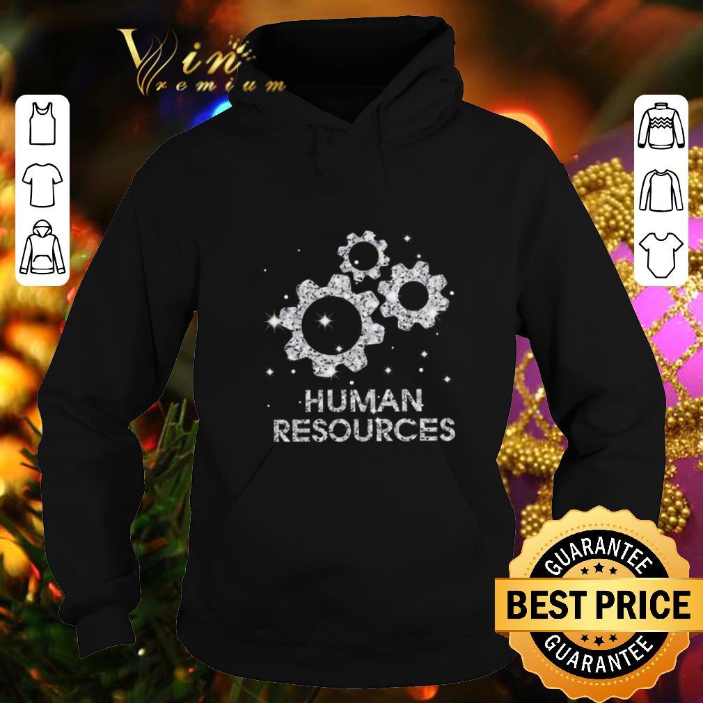 Awesome Human Resources diamond shirt 4 - Awesome Human Resources diamond shirt
