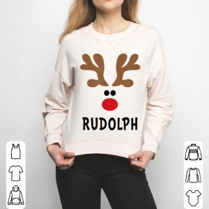Awesome Reindeer Cute Group Christmas Outfit Costume Rudolph sweater