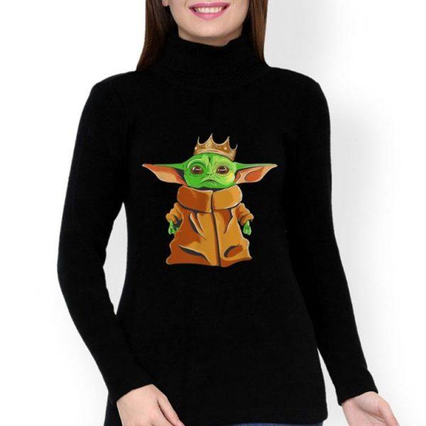 Baby Yoda Notorious B.I.G. Parody shirt