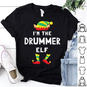 Beautiful I'm The Drummer Elf Matching Christmas Family Group Gift sweater