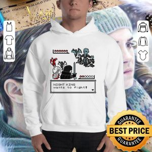 Best Night King want to fight Game Of Thrones shirt 2