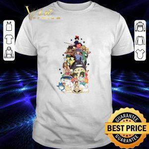 Best Studio Ghibli Tattoo Art shirt