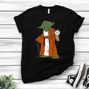 Master Yoda Baseball Texas Longhorns shirt