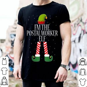 Nice Postal Worker Elf Christmas Elves Tee Gift sweater