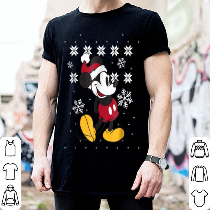 Original Disney Faux Ugly Christmas Sweater Mickey Mouse sweater, hoodie, sweater, longsleeve t shirt