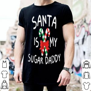 Original Santa is my sugar daddy Christmas sweater