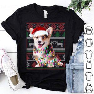 Pretty Corgi Ugly Sweater Christmas Gift sweater