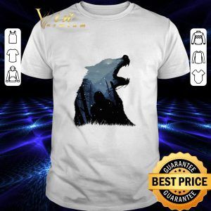 Pretty Jon Snow King of The North Game Of Thrones shirt