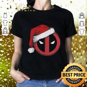 Pretty Santa Deadpool Marvel Christmas shirt