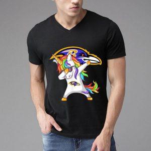 Patrick Unicorn Dabbing Baltimore Ravens shirt