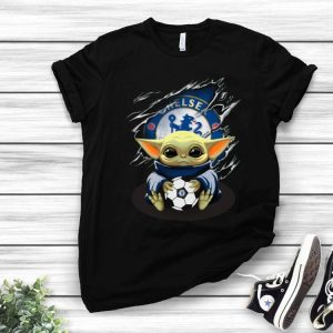 Star Wars Baby Yoda Blood Inside Chelsea shirt
