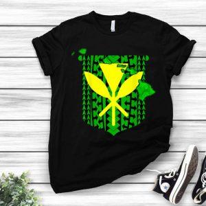 Tribal Kanaka Maoli Symbol shirt