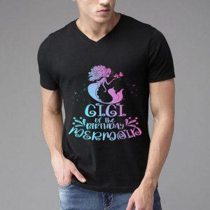 Gigi Of The Birthday Mermaid shirt