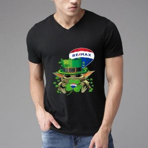 Star Wars Baby Yoda Remax Shamrock St. Patrick's Day shirt