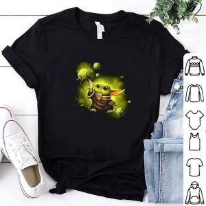 Awesome Baby Yoda against Coronavirus Covid19 Star Wars shirt