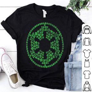 Awesome Star Wars Galactic Empire Green Shamrocks St. Patrick's Day shirt