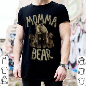 Beautiful Momma Bear - Mama Bear Mother's Day For Mom shirt