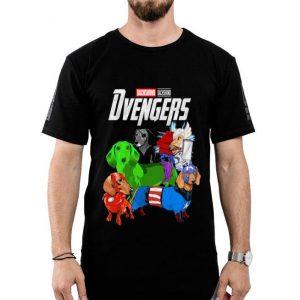 Dachshund Dvengers Marvel Avengers Endgame shirt