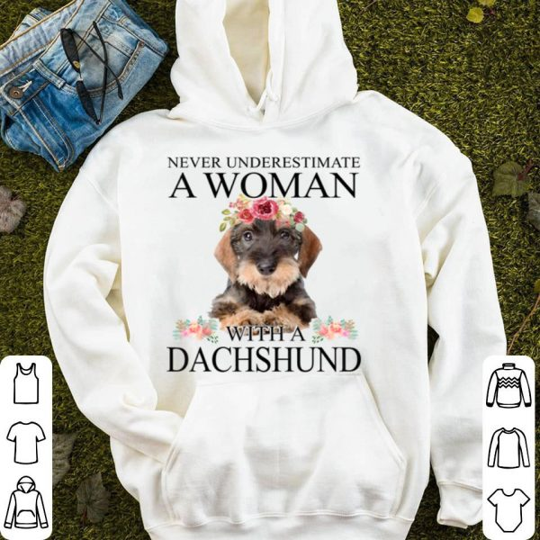 Nice Wirehaired Dachshund Weiner-dog Mom Mama Funny Doxie Gifts shirt