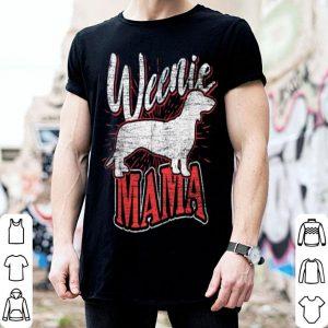 Premium Weenie Mama shirt