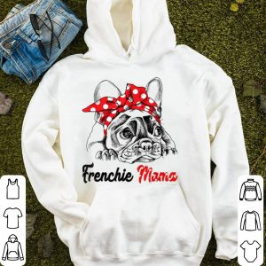 Pretty Unique Frenchie Mama Costume Dog Lovers French Bulldog Gifts shirt