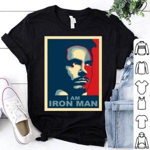 Tony Stark I am Iron Man vintage shirt